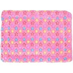 Krastal Dog Bed Winter Pet Blanket Dogs Sweet Dream Cat Bed Blanket Coral Cashmere Touch Soft Warm Dog Mat