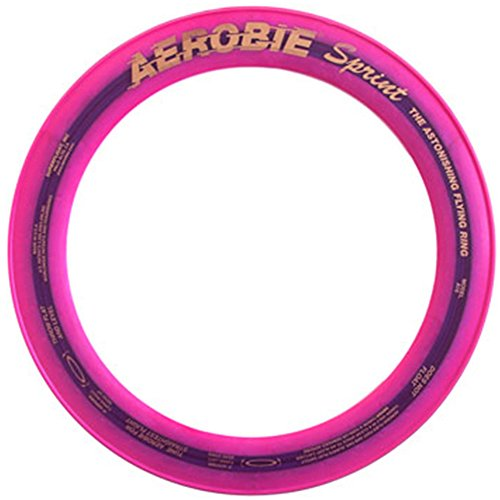 Aerobie Sprint Ring, Colors May Vary Aerobie Flying Ring