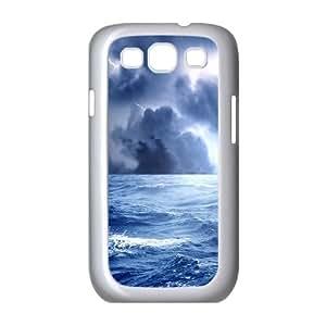 Samsung Galaxy S3 9300 Cell Phone Case White Sea gift E5647433