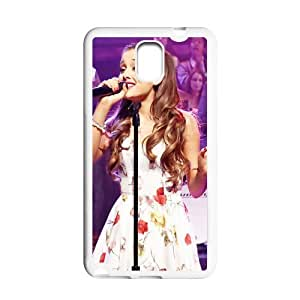 Custom Ariana Grande Hard Back Cover Case for Samsung Galaxy Note 3 NE67 by runtopwell