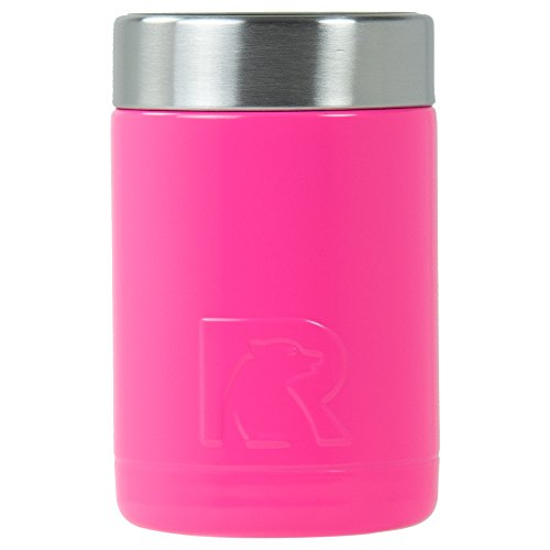 RTIC 303 Double Wall Vacuum Insulated Can Cooler, 12 oz, Pink