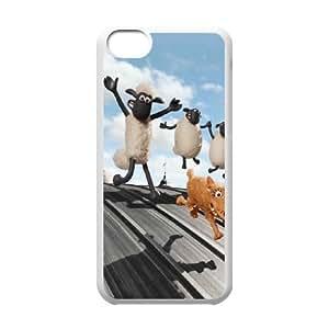 iPhone 5C Phone Case Shaun the Sheep AL390202