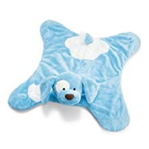 "Gund Baby Dog "" Spunky"" Comfy Cozy, Blue"