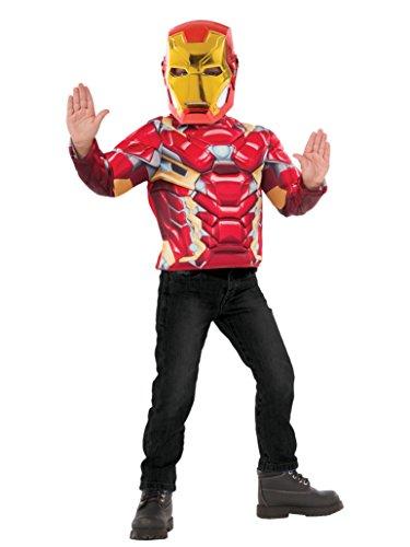 Imagine by Rubie's Avengers Assemble Iron Man Super Costume Set ()