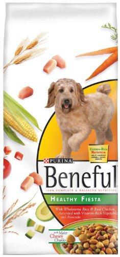 Beneful Healthy Fiesta Dog Food, 7-Pound, My Pet Supplies