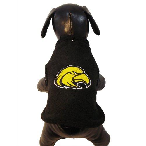 NCAA Southern Mississippi Golden Eagles Polar Fleece Dog Sweatshirt, X-Large ()