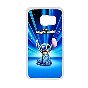 Nice Phone Case For Man With Cute Stitch For S6 Samsung Choose Design 1