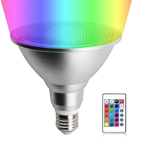 Blue Led Spot Light Bulb in US - 7