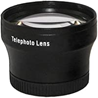 TelePhoto Lens for Sony HDR-XR520XR, Sony HDR-XR550, Sony HDR-XR550E, Sony HDR-XR550V, Sony HDR-XR550VE