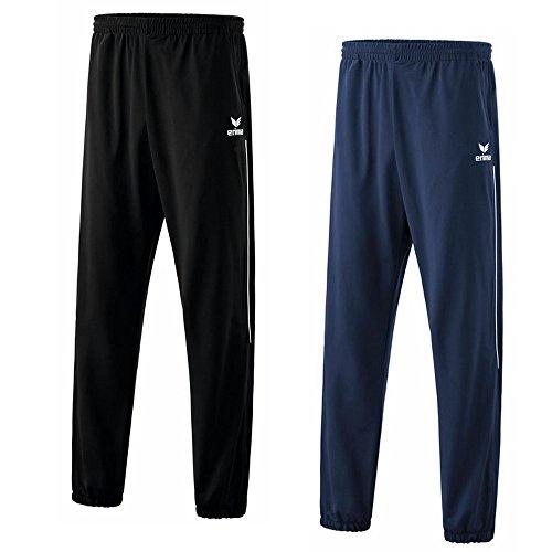 Erima Shooter Kinder Trainingshose Jogginghose Sporthose, Grösse:140;Farben:Schwarz