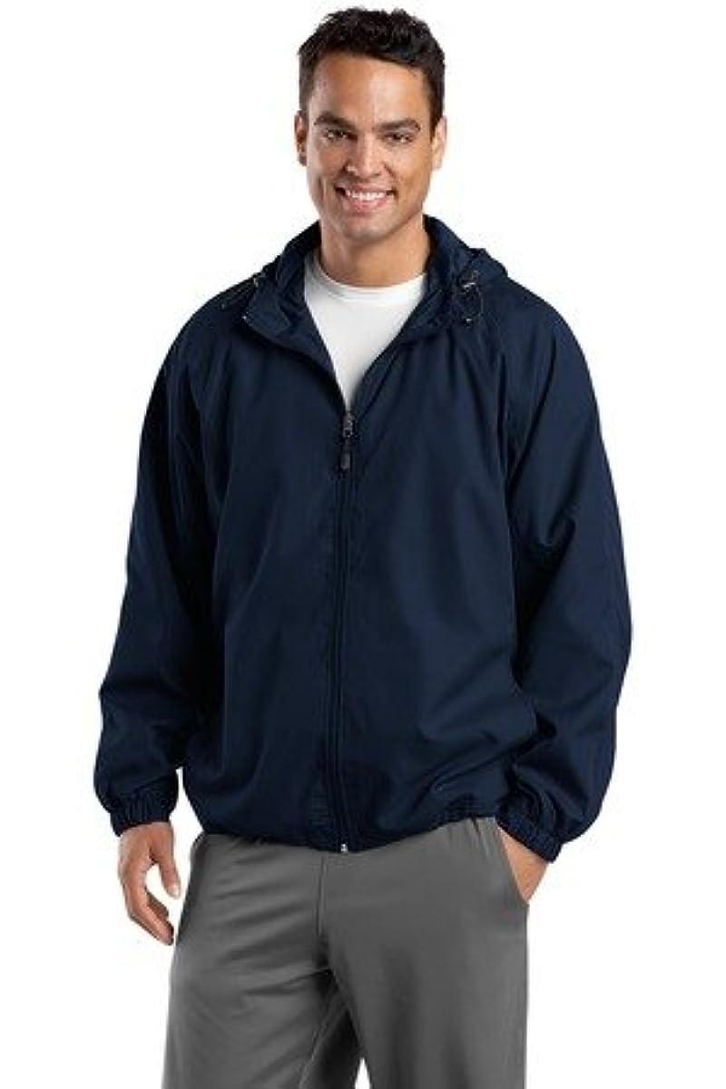 Sport-Tek Men's Hooded Raglan...