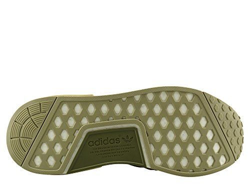 Adidas Mannen Nmd_xr1 Winter Fitness Schoenen, Rood, Geel (oronat / Sesamo / Ftwbla 000)