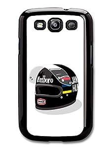 AMAF ? Accessories James Hunt Helmet F1 Formula One Driver Rush case for Samsung Galaxy S3 wangjiang maoyi