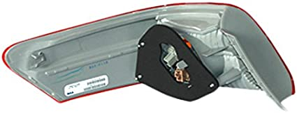TYC 11-6184-00-9 Toyota Camry CAPA Certified Replacement Tail Lamp