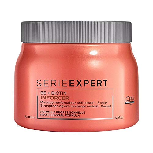 (L'Oreal Professionnel Serie Expert Inforcer Masque, 16.9 Ounce)