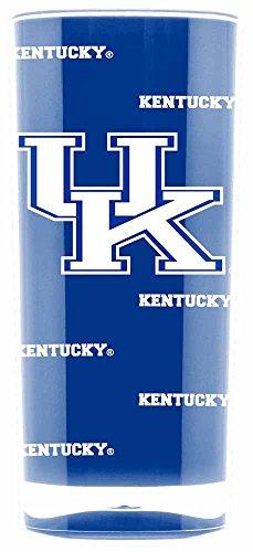 NCAA University of Kentucky Wildcats Insulated Square Tumble