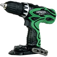 Hitachi Ds18Dvf3 Volt Inch Drill Noticeable