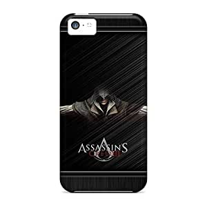linJUN FENGFlexible Tpu Back Case Cover For iphone 5/5s - Assassins Creed