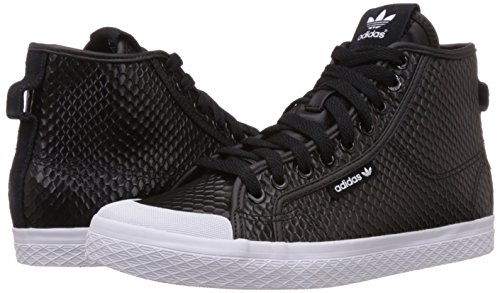 Adidas Originals HONEY MID W Scarpe Sneakers Nero per Donna