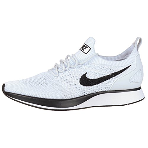 Compétition Nike Homme White Pure Air Platinum Zoom Racer Mariah De Running Chaussures Flyknit O8OrwzxqT