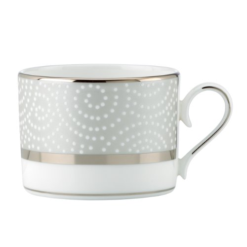 Pearl Platinum Cup (Lenox Pearl Beads Cup)