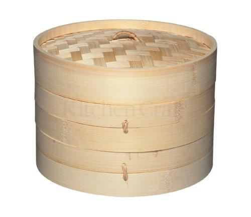 Bamboo Steamer (Oriental Bamboo Steamer)