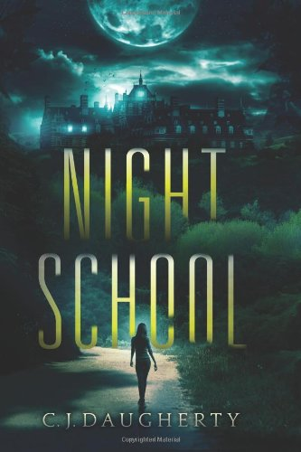 Book cover for Night School