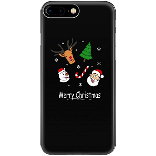 Funny Novelty Christmas Xmas Images Design Ttd1 - Phone Case Fits Iphone 6, 6s, 7, 8