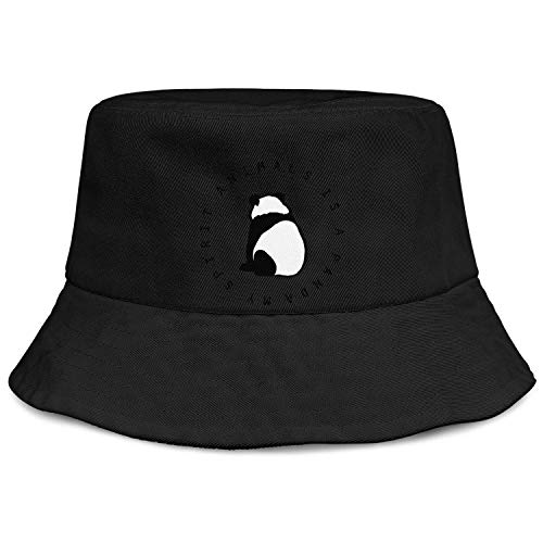 My Spirit Animals is a Panda Unisex Cotton Breathable Sunshade Golf Cap for Outdoor]()