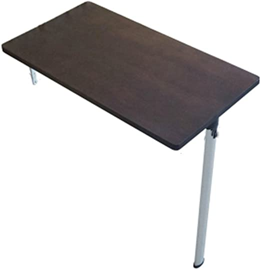 mesa plegable ZHIRONG Plegable de Pared, Mesa de Comedor y Cocina ...