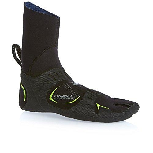 O 'Neill Mutant botas de neopreno para deportes acuáticos (con separación de dedos–