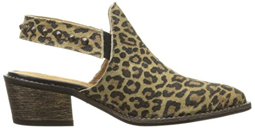Women's Leopard Very Adamo Tan Volatile Mule 5x8zYz1q