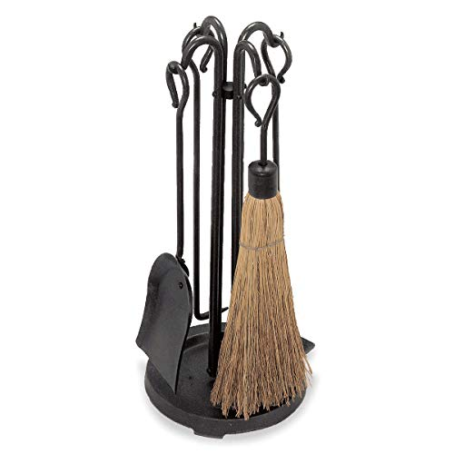 (Pilgrim Home and Hearth Pilgrim 18000 Compact Wood Stove Tool Set, 23