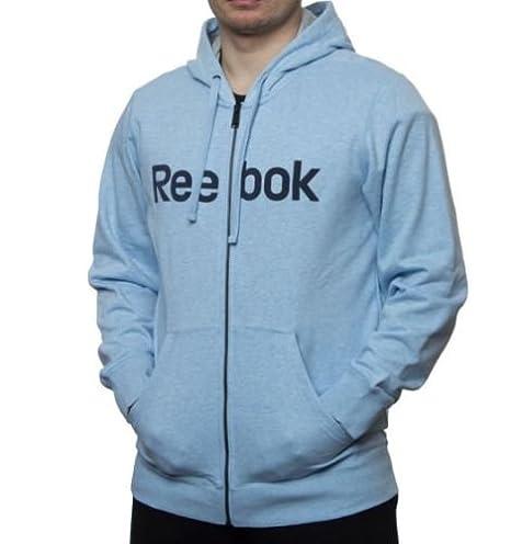 Sudadera Reebok El Logo Fz - Hombre (S)