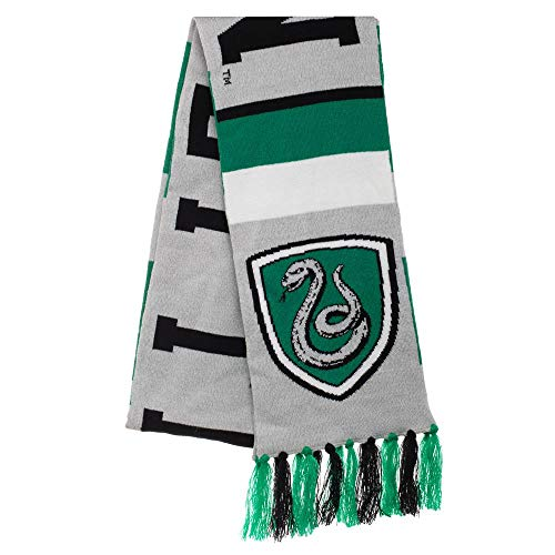 - Harry Potter Slytherin Neck Scarf