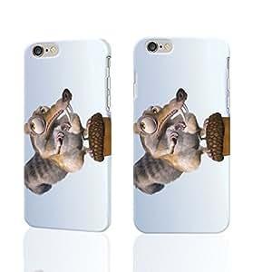 Ice Age Custom Diy Unique Image Durable 3D Case Iphone 6 Plus - 5.5 Hard Case Cover