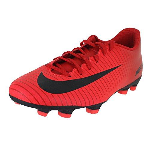 Chaussures Homme helles Karmesinrot Football Vortex Mercurial T Fg schwarz Nike De universit 616 Iii Rot Rot 0IqwnUT