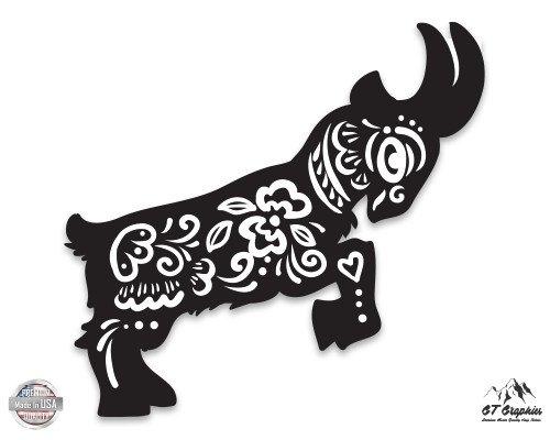 GT Graphics Chinese Zodiac Goat - 5