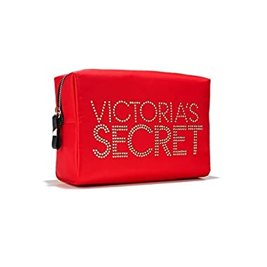Victoria's Secret Large Stud Cosmetic Bag in Ignited