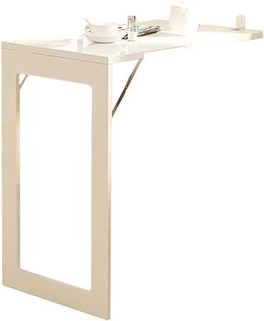 Table Pliante Yxx Table Pliable Murale Table Convertible