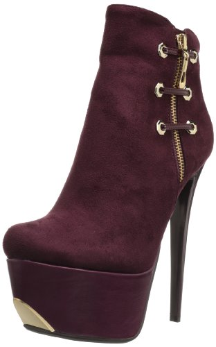 Plateau-Stiefeletten Booties AR LEEN by Luichiny 38