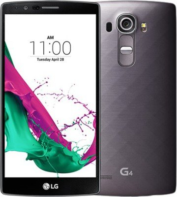 LG G4 METALLIC GRAY 32GB Smartphones at amazon