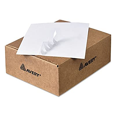Avery White Copier Mailing Labels (5334)