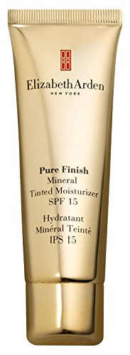 Elizabeth Arden Pure Finish - Elizabeth Arden Pure Finish Mineral Tinted Moisturizer SPF 15 Broad Spectrum Sunscreen, 1.7 oz