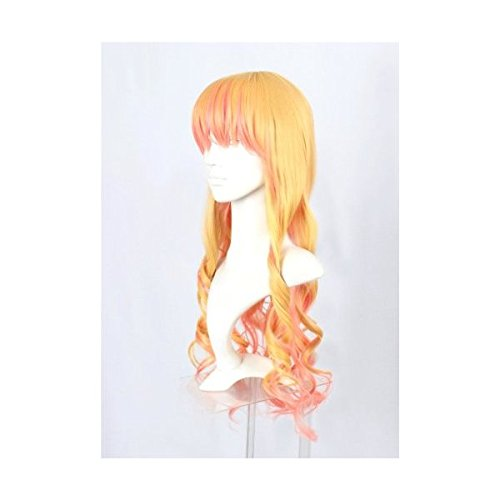 Sheryl Nome Macross F cosplay wig hair net with (japan import)