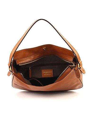 Borsa The Bridge Florentin Hobo Bag 04343701 15 Cognac