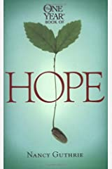 The One Year Book of Hope (One Year Books) Paperback