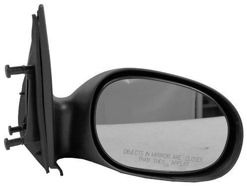 OE Replacement Dodge/Plymouth Passenger Side Mirror Outside Rear View (Partslink Number CH1321158)