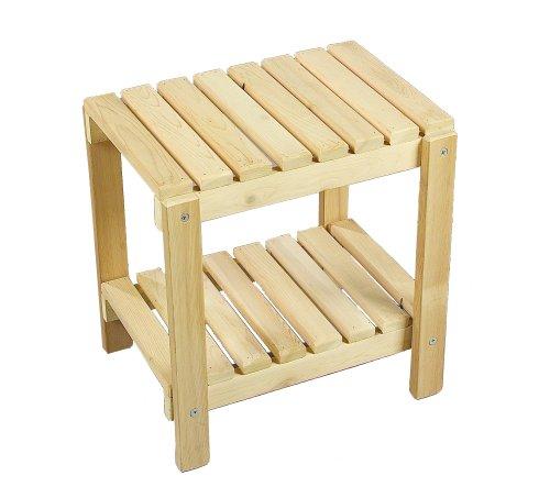 Cedarlooks 0200300 Universal Table - Solid Cedar Log