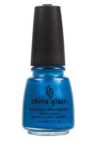 Amazon.com : China Glaze Blue Year's Eve 80521 Nail Polish